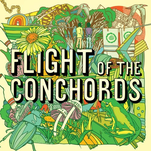 FLIGHT OF THE CONCHORDS BY FLIGHT OF THE CONCHO (CD)