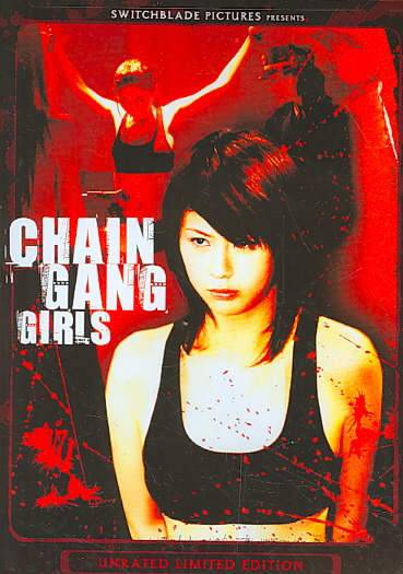 CHAIN GANG GIRLS (DVD)