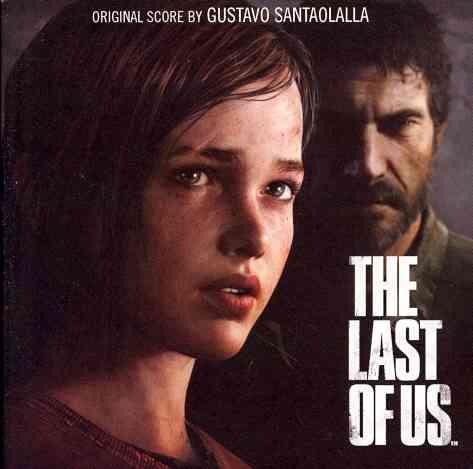 LAST OF US (OST) BY SANTAOLALLA,GUSTAVO (CD)